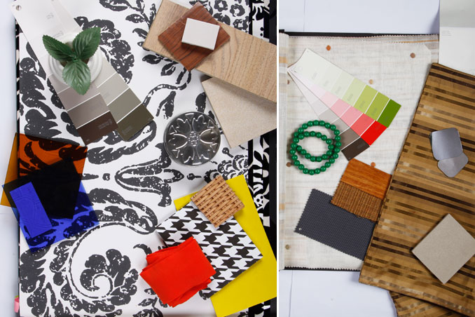 Building 101 Create A Swatch Board In 4 Easy Steps