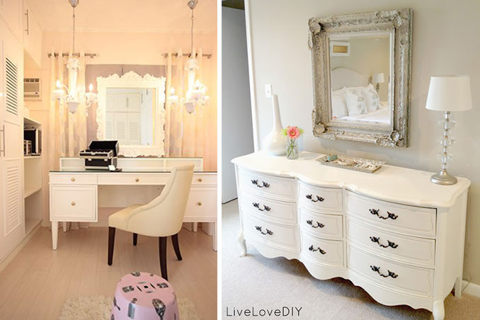 Decor Of The Day Tabletop Mirrors