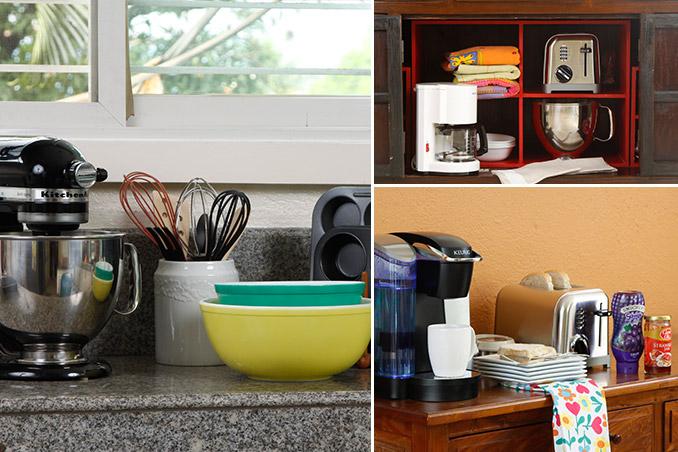 RL Tips: Maximizing A Small Kitchen