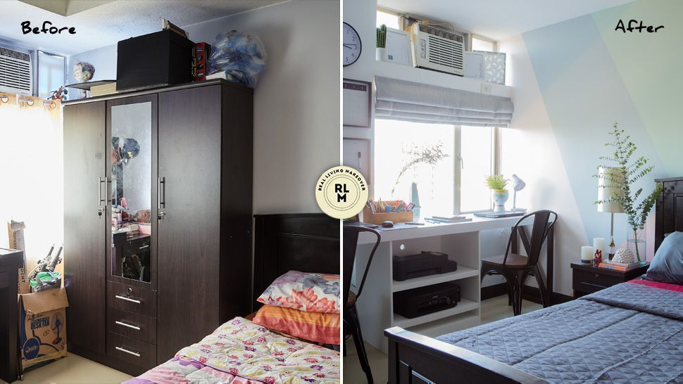 6 Fantastic Small Space Makeovers