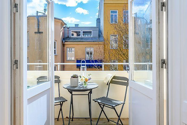 6 Quick Fixes To Make Your Small Balcony Look Big