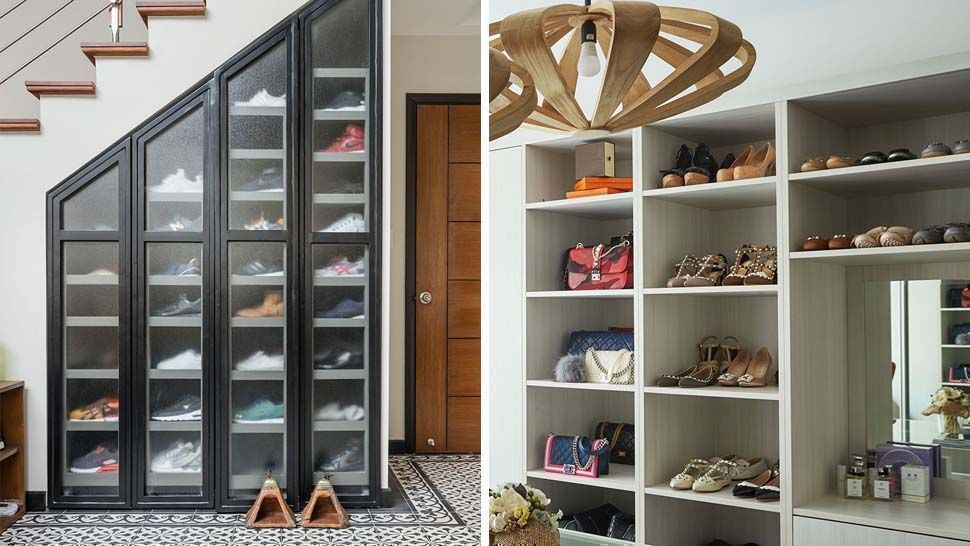 7 Amazing Shoe Storage Ideas From Real Homes