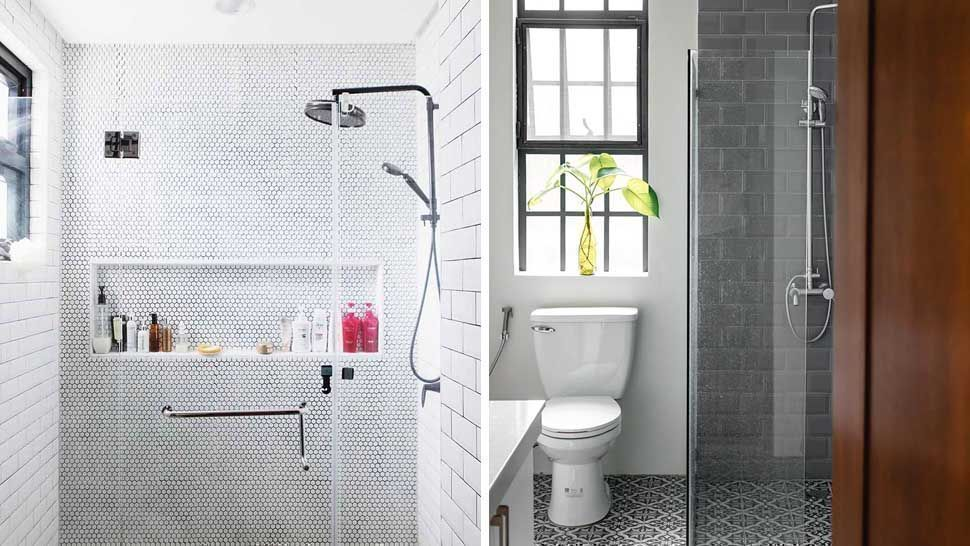 7 Tiny Shower Ideas From Real Homes