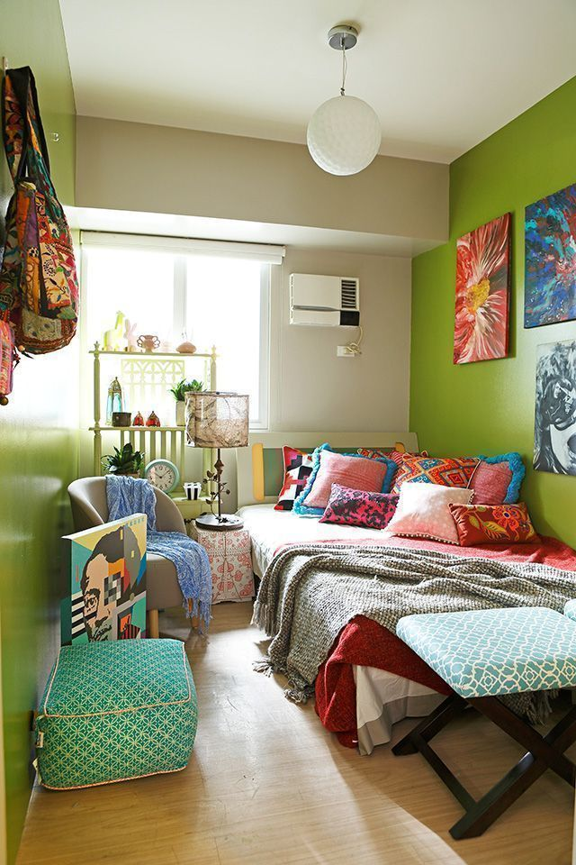 5 Paint Colors That Can Instantly Transform A Small Space