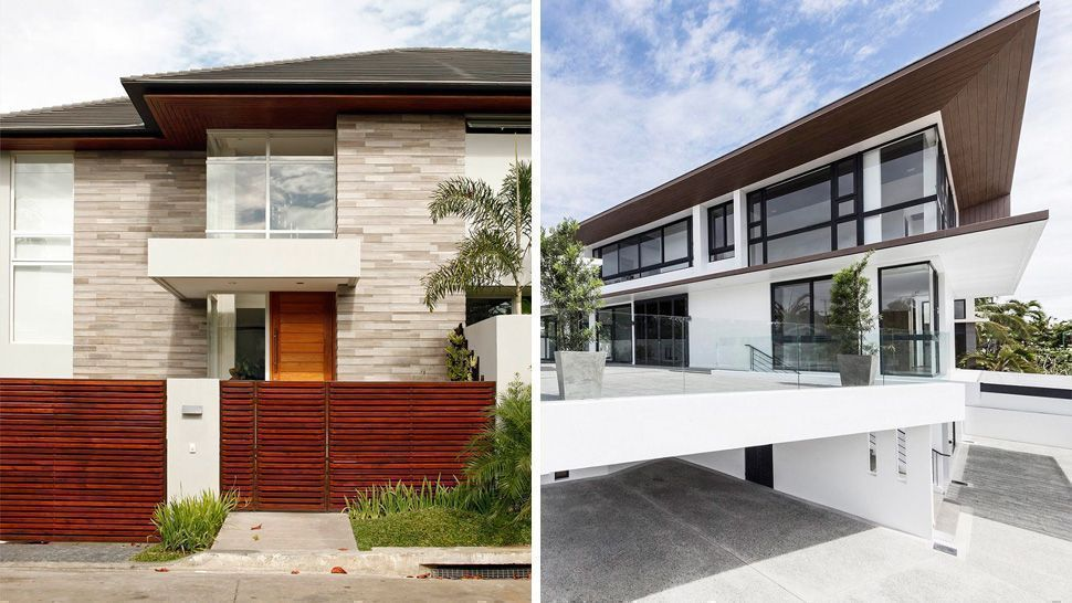 15 Modern House Facades That Will