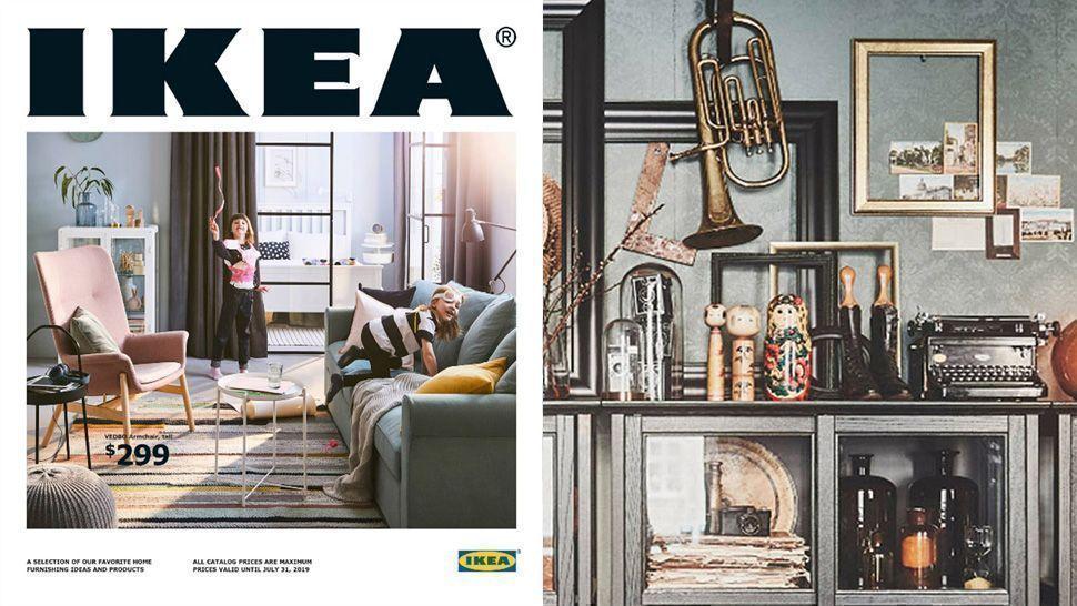 let s take a peek inside the 2019 ikea catalogue a