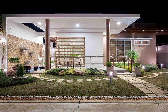 Modern Bungalow House Designs