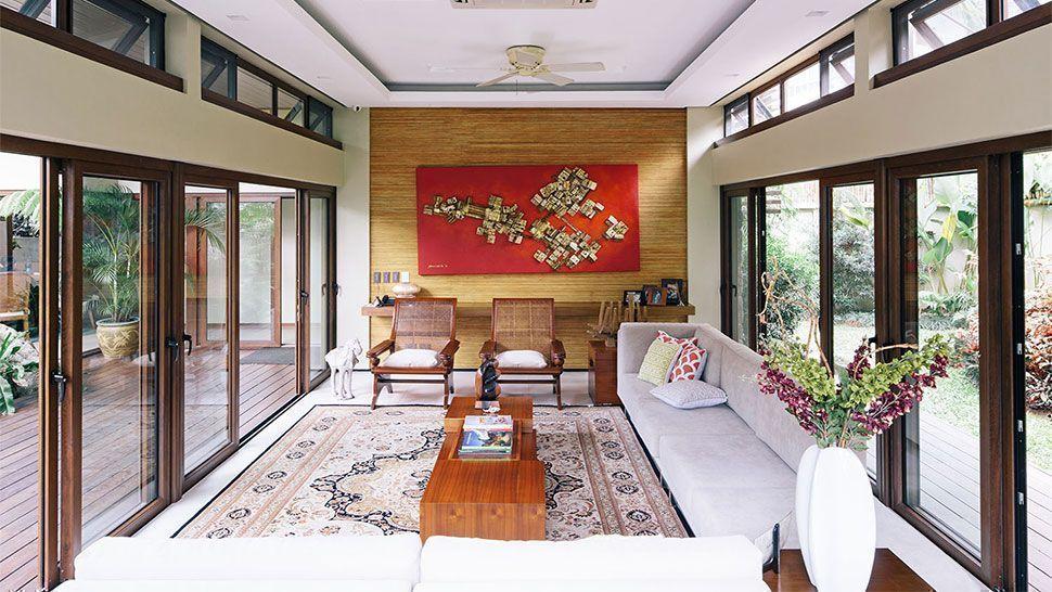 Tropical Homes Of Filipino Designers