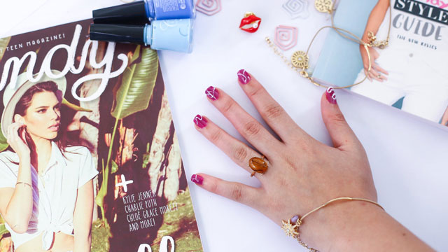 The 4 Things You Need For An Awesome Nail Art Sesh Candy