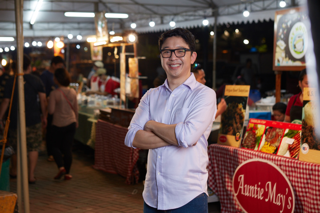 How to become a successful food merchant, according to Mercato Centrale founder