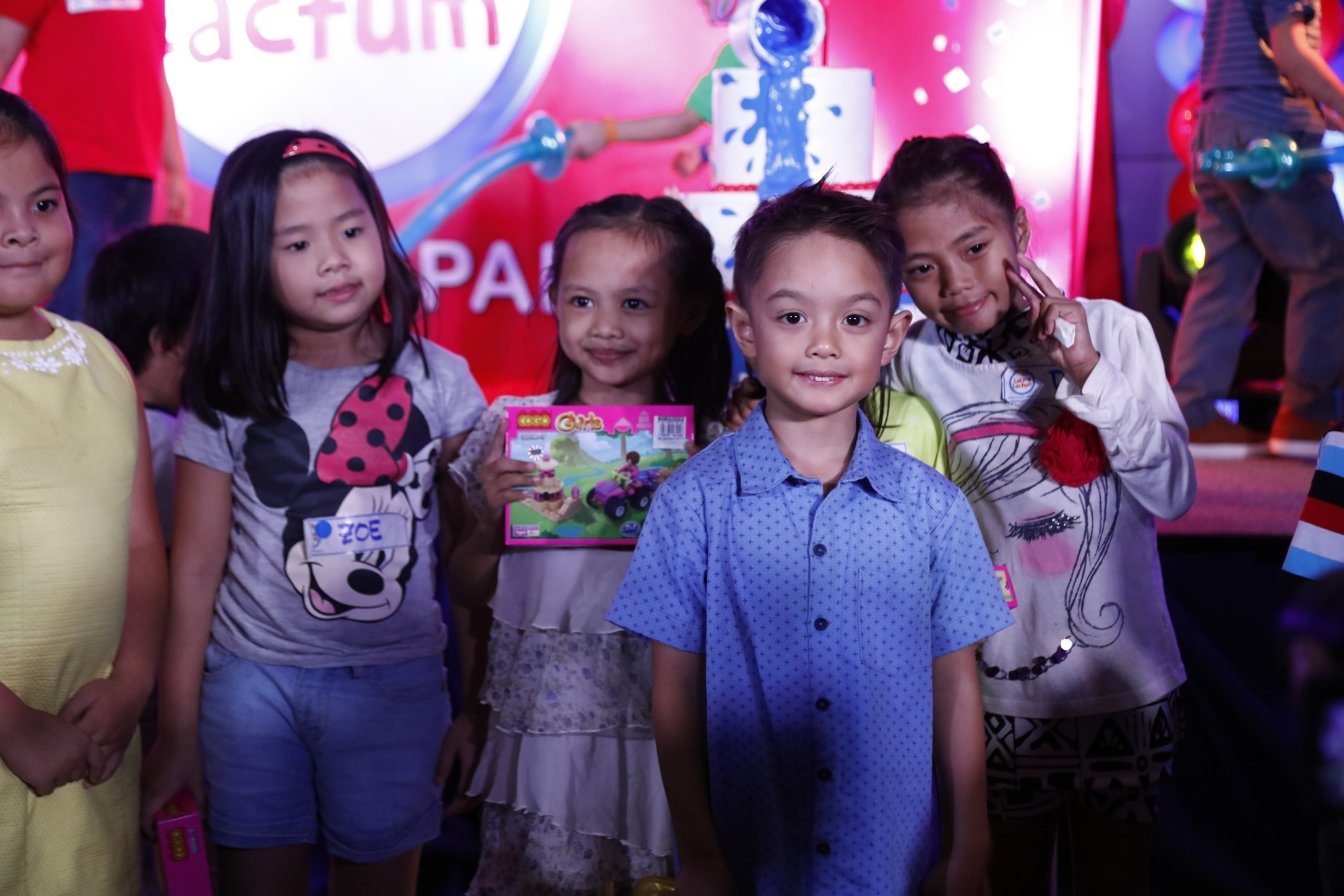 Judy Ann's son Lucho gets a Laking Lactum 3+6+ Birthday Party