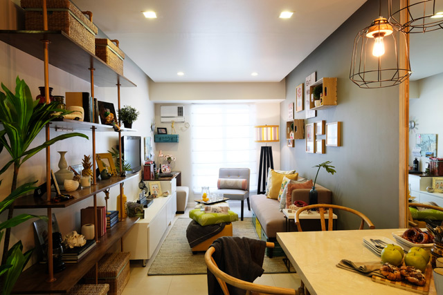 6 condo decorating ideas from noted cebu designers rl for Interior designs for studio type condo