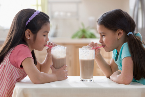 3 Creative Ways to Help Your Child Enjoy Milk