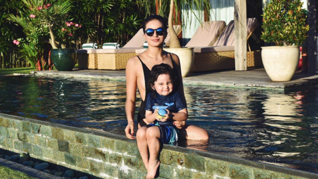 From A New Mom To Another: Sarah Lahbati's Tips For Doing It