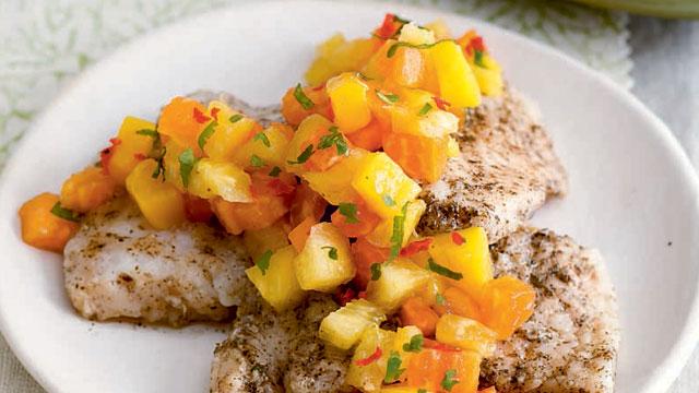 Cajun fish recipe for Cajun fish recipes