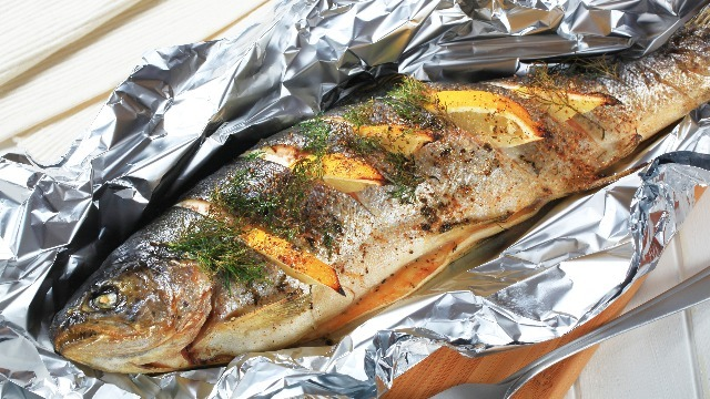We found a simple way to make your grilled fish more for Grilled fish seasoning