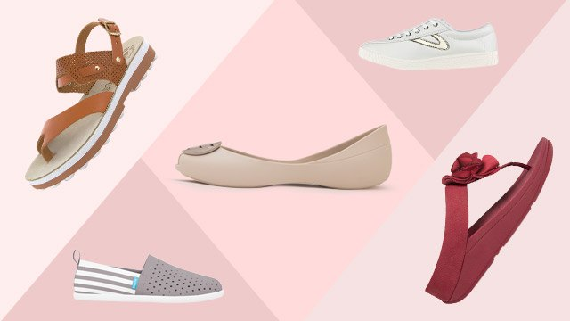 5 Kinds of Footwear Every Mom Should Own