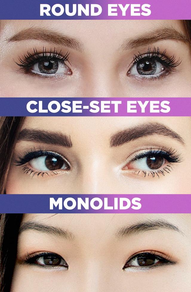 How to eyeliner wear for round eyes catalog photo