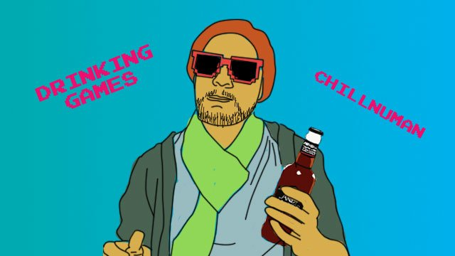 4 Perfectly Chill Drinking Games During Your Chillnuman