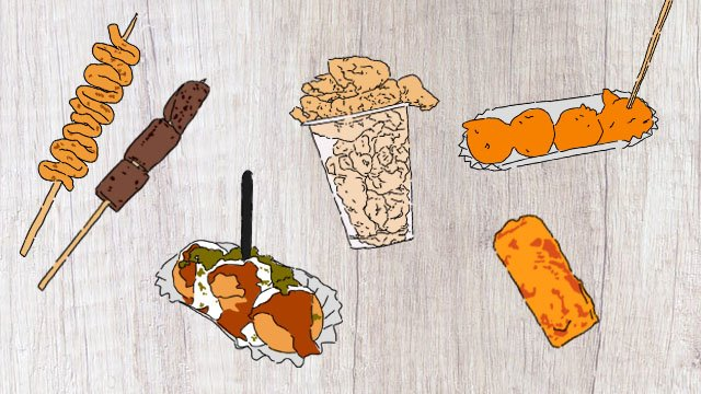 5 Kinds Of Street Food Every Pinoy Should Try At Least Once Spot