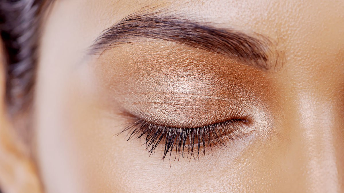 Image result for cream eyeshadow look