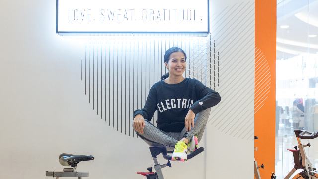 Kristina Sy of Electric Studio Shares Why Fitness Is Good Business