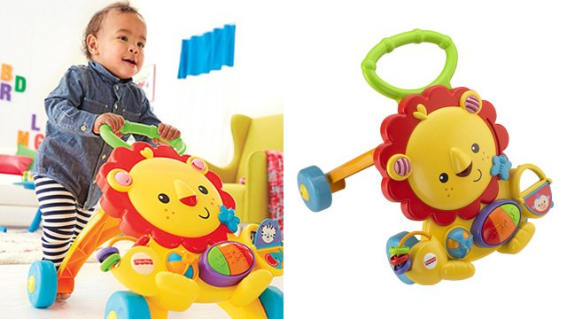 12 Toys To Help Your Baby Hit Those Milestones