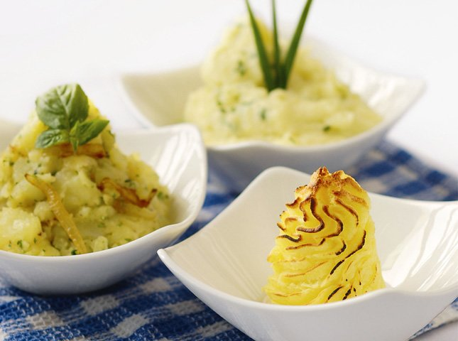 How To Prepare Mashed Potatoes For Baby