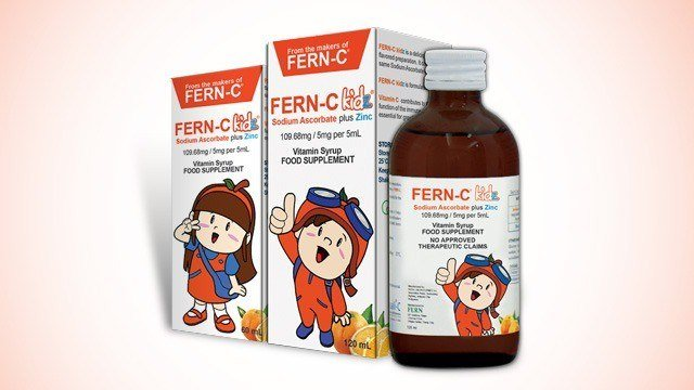 FERN-C kidz: your children's holiday health buddy