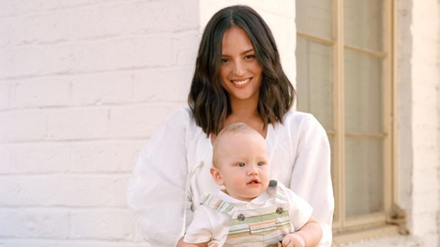 This Is How Georgina Wilson Keeps Up With the Demands of Motherhood