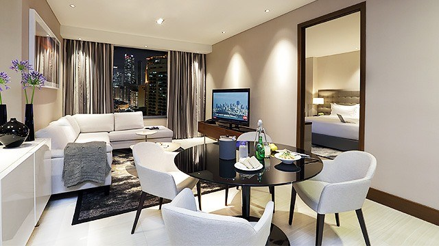 Treat Your Family to a Relaxing Retreat at Makati Diamond Residences