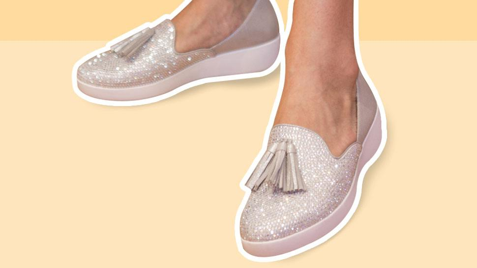 The New FitFlop™ Capsule Collection Dazzles with Swarovski Crystals