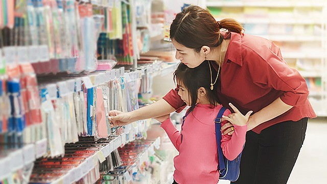 When Buying School Baon and Supplies, Don't Forget to Do The Following