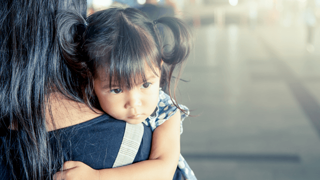 How to Deal with Your Toddler's Separation Anxiety