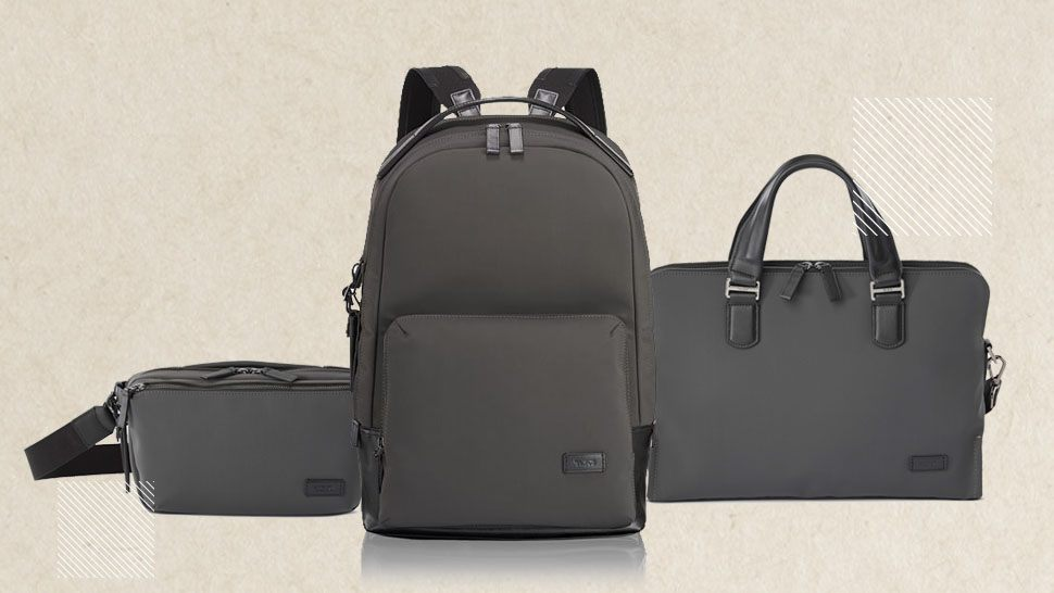 TUMI's New Collection Is All About Functionality and Minimalism