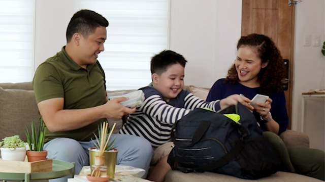 Kids Share Their Favorite Moments at Home With Samsung Digital Appliances
