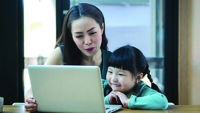 A New Parent's Guide to Raising 'Digital Natives'