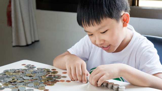 The Magic Number for Allowance, According to Real Moms