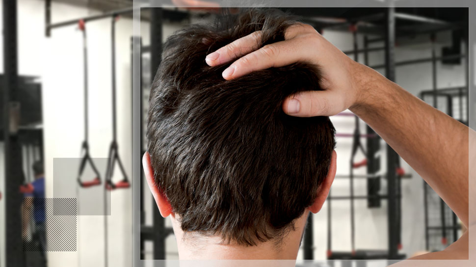 Bad Hair Day? Maybe It's Your Workout