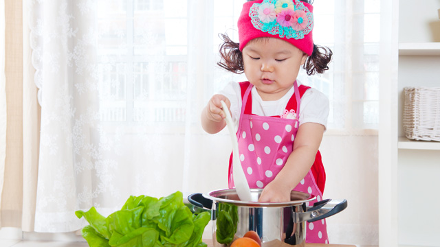 3 Easy Recipes You and Your Child Can Prepare for Get-Togethers