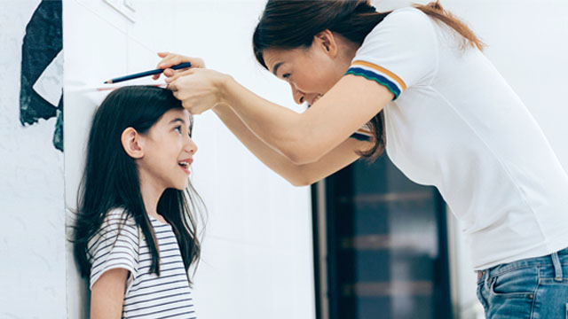 Myth or Truth: What You Should Know About Your Child's Height
