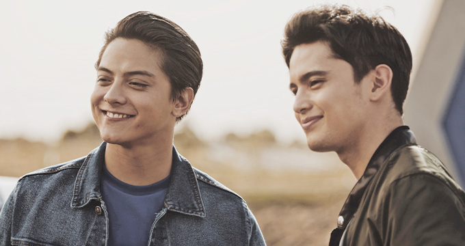 Daniel Padilla at James Reid, magsasama sa isang proyekto for the first time