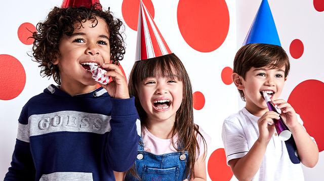 Look Here! IG-Worthy Outfits for Your Child's Birthday Photo