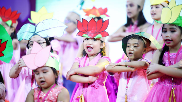 Gifted Kids Shine Bright in Promil Four's i-Shine 7 'Celebrate the Gift' Recital