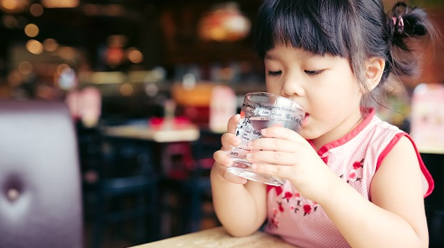 Is Your Child Feeling Thirsty All the Time? It's Not Just the Heat