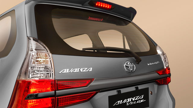 Here's everything that's new with the 2019 Toyota Avanza
