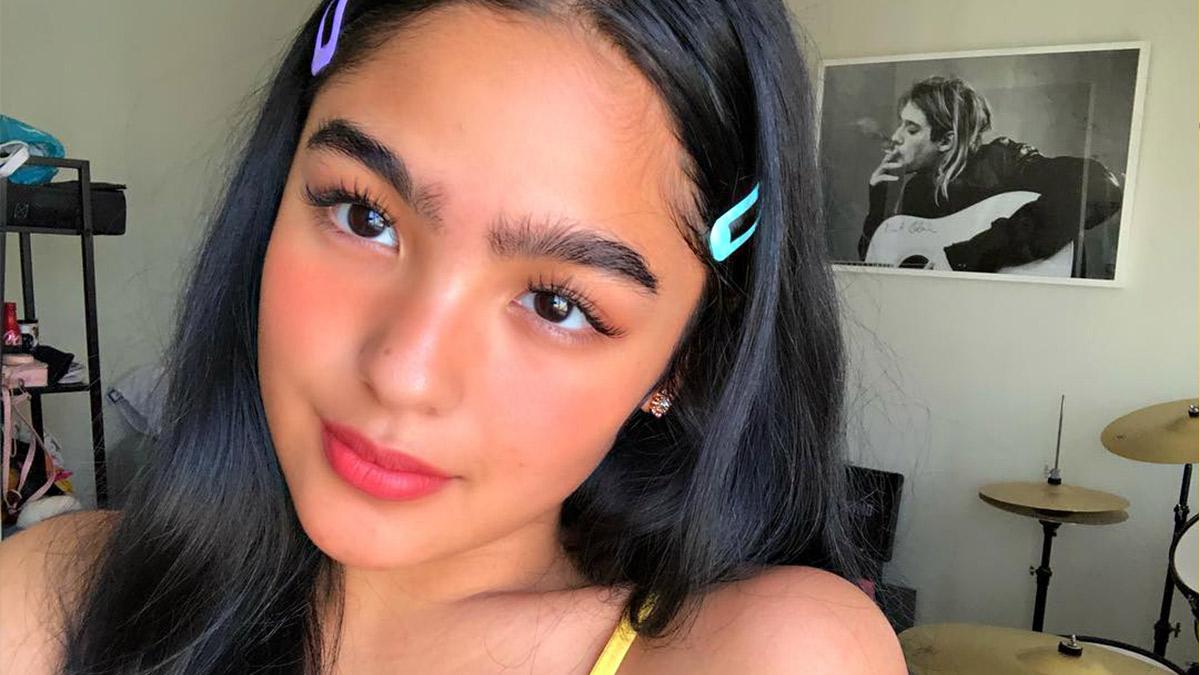 andrea brillantes   actress ph   makeup tutorial vlog   andrea brillantes make up