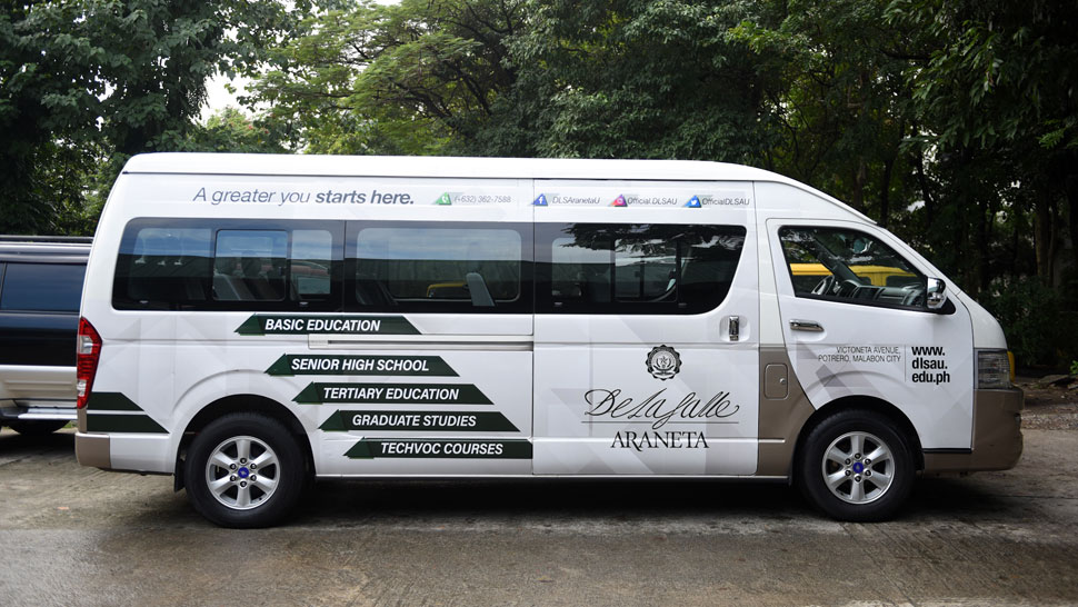Meralco Teams Up With DLSAU to Develop an Electric Shuttle Service