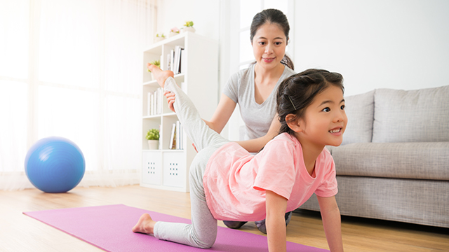 Do P.E. At Home! 5 Fun Activities Para Sa Mga Bata (No Special Equipment Needed)