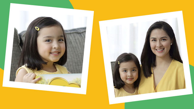 How Marian Rivera Is Encouraging Daughter Zia To Learn And Explore At Home